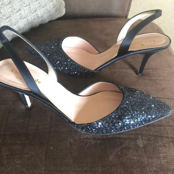 d7587239df12 kate spade Shoes - Kate Spade New York Jeanette Slingback heels